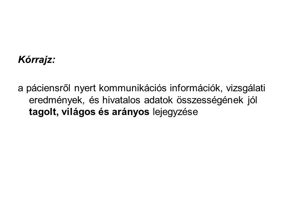 Kórrajz: