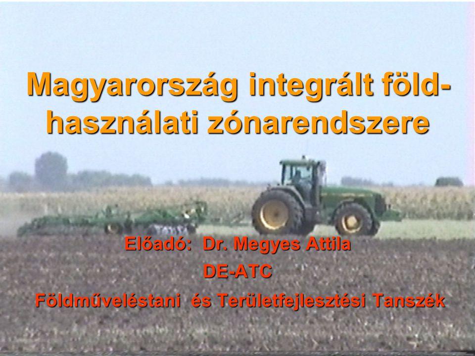 Magyarország integrált föld-használati zónarendszere