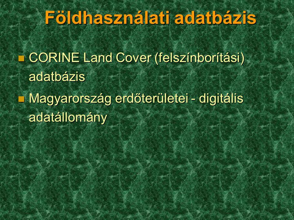Földhasználati adatbázis