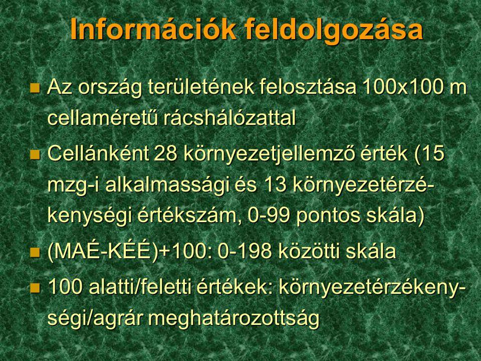 Információk feldolgozása
