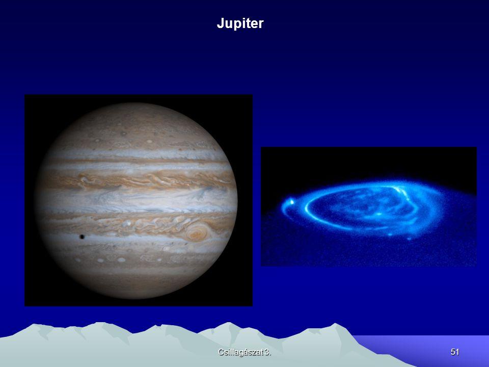 Jupiter Csillagászat 3.