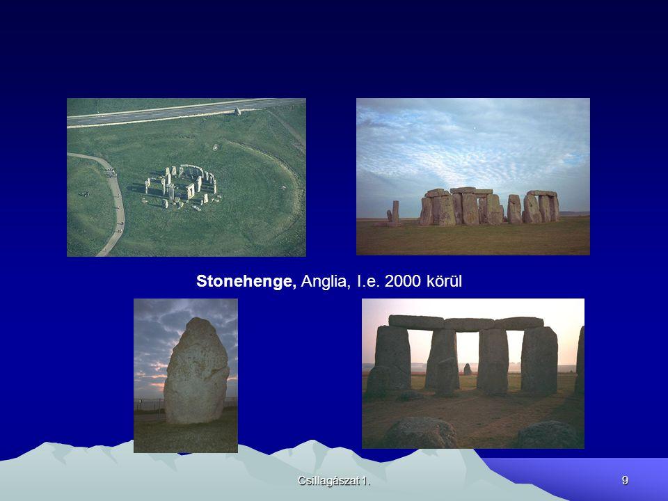 Stonehenge, Anglia, I.e. 2000 körül