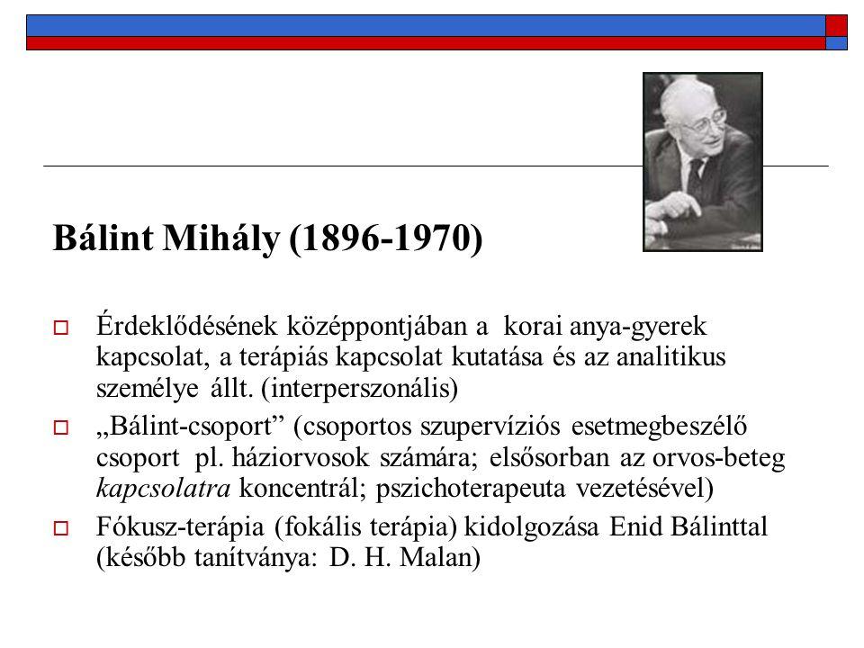 Bálint Mihály (1896-1970)