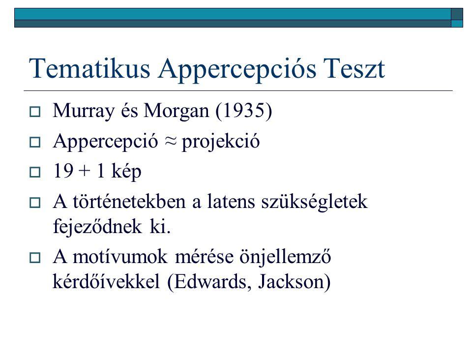 Tematikus Appercepciós Teszt