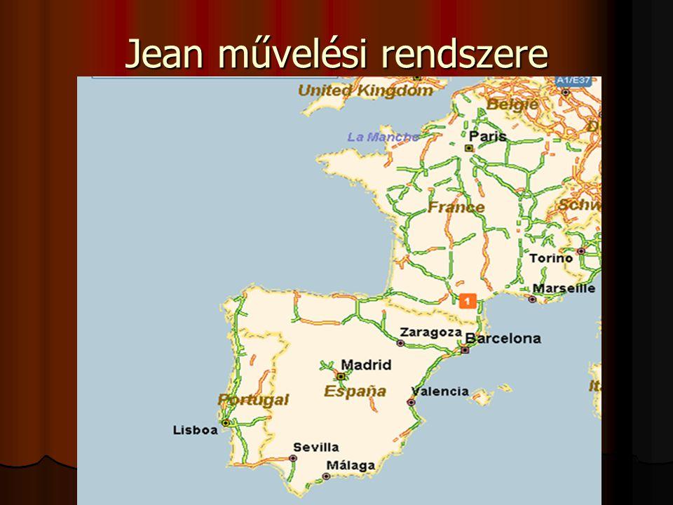 Jean művelési rendszere