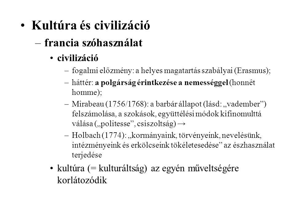 Kultúra és civilizáció