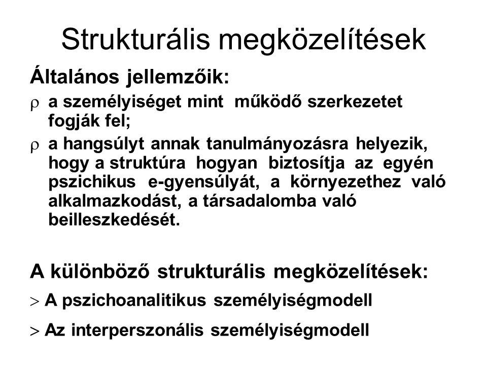 Strukturális megközelítések