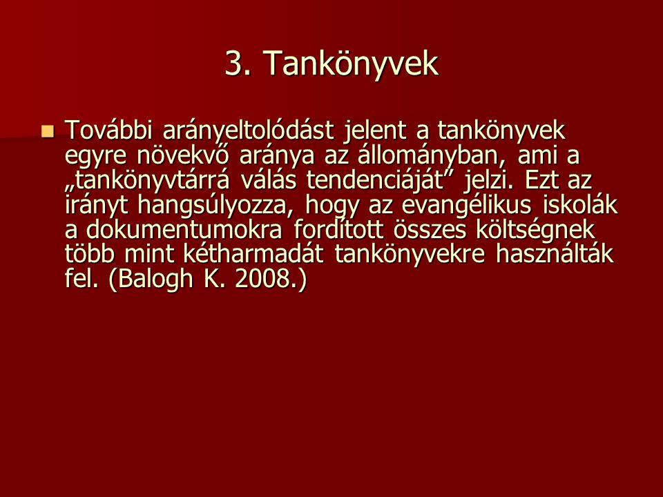 3. Tankönyvek