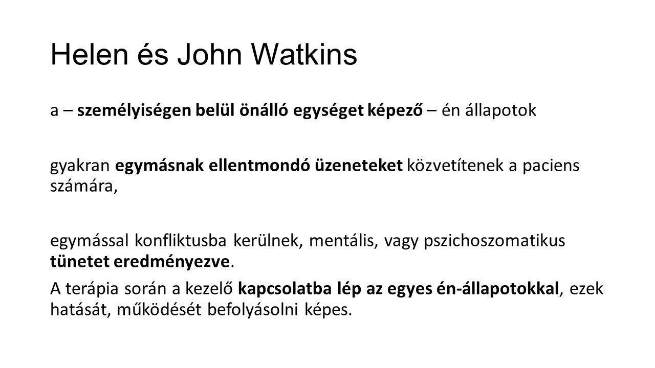 Helen és John Watkins
