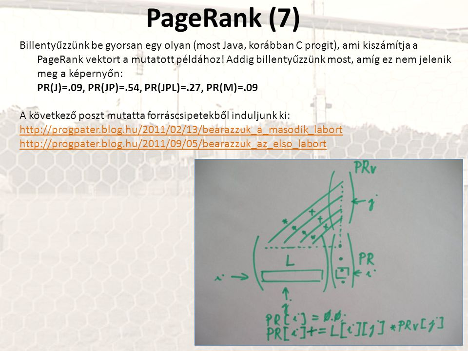 PageRank (7)