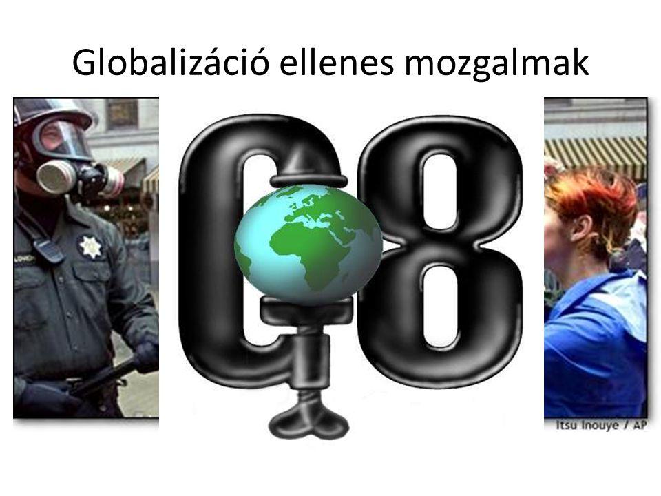 Globalizáció ellenes mozgalmak