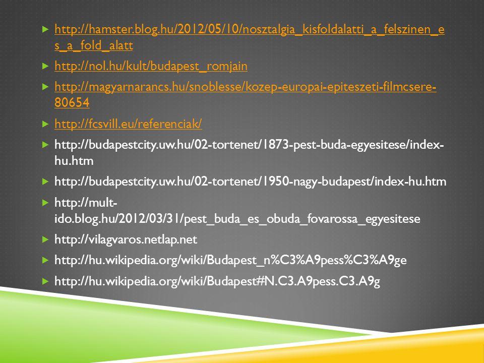 http://hamster.blog.hu/2012/05/10/nosztalgia_kisfoldalatti_a_felszinen_e s_a_fold_alatt