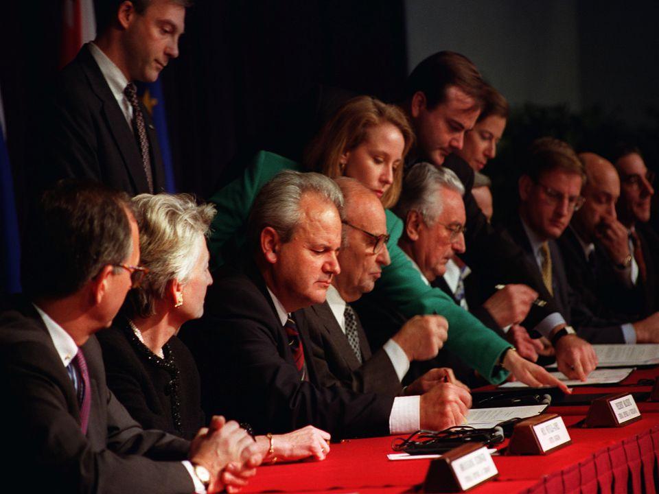 A délszláv háború – Jugoszlávia széthullása