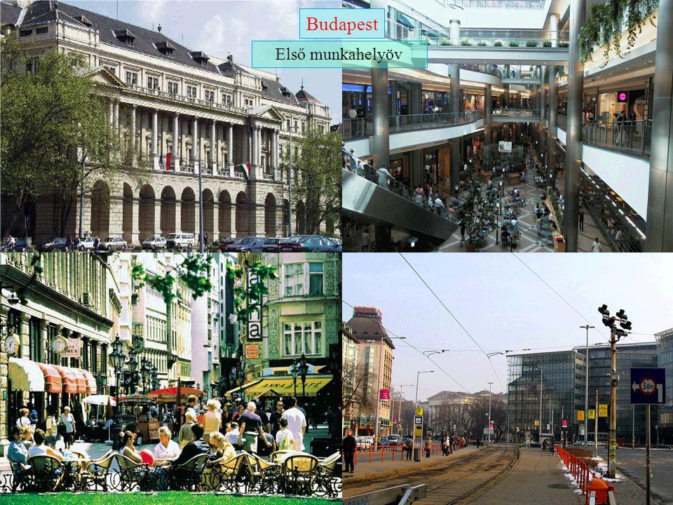 Budapest Első munkahelyöv