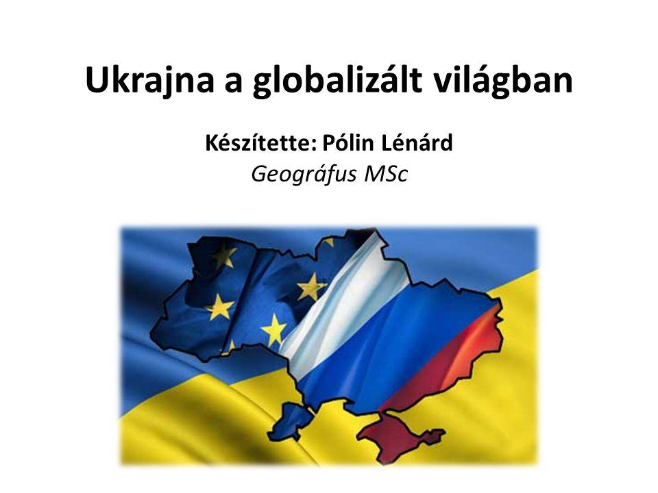 Ukrajna a globalizált világban