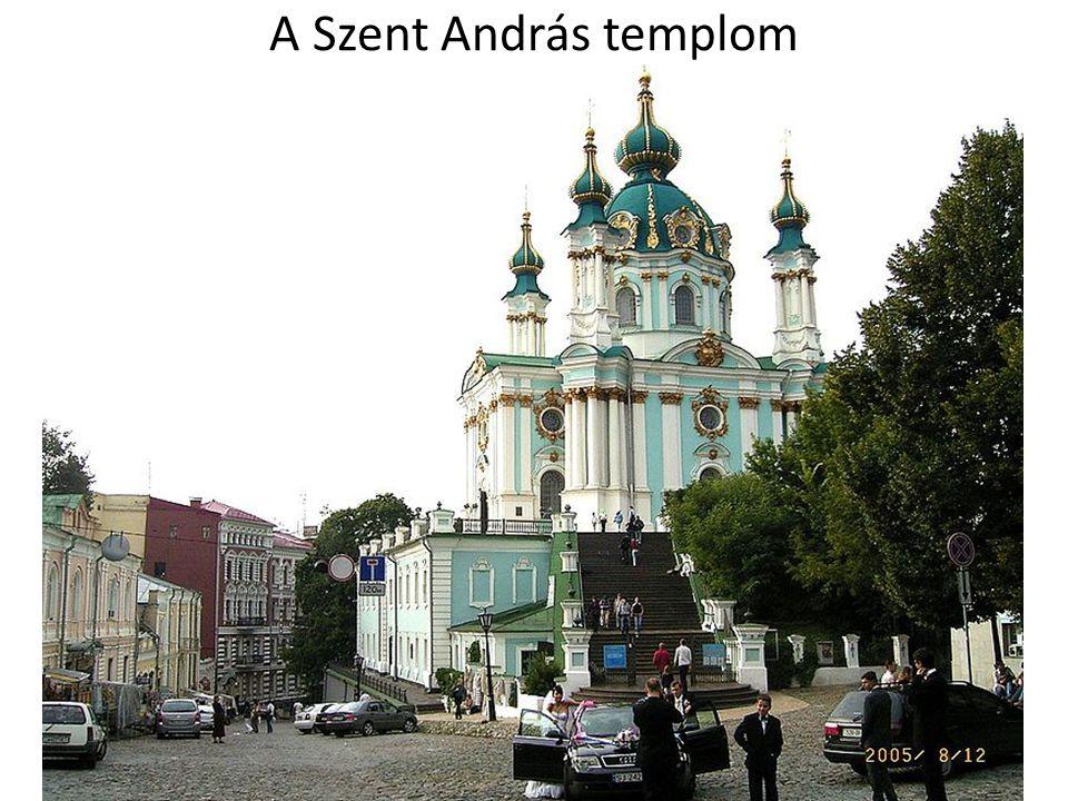 A Szent András templom