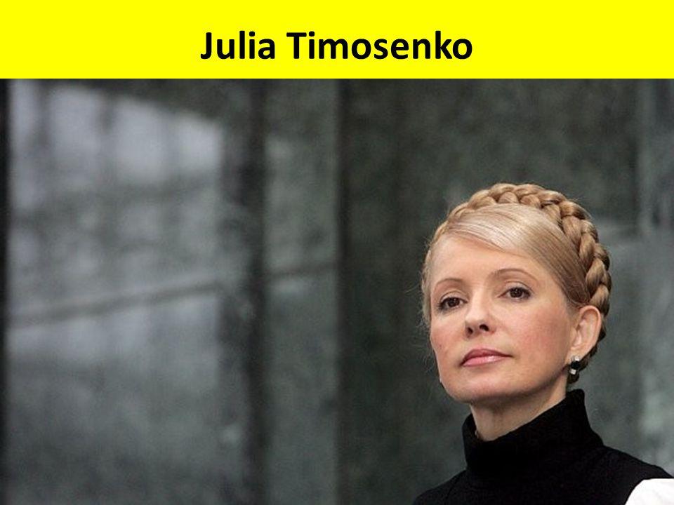 Julia Timosenko
