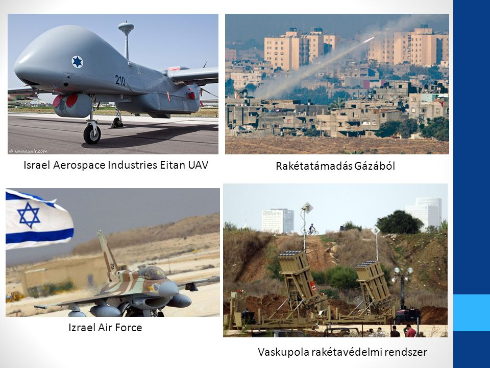 Israel Aerospace Industries Eitan UAV