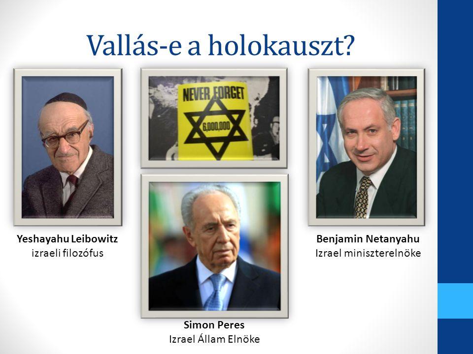 Izrael miniszterelnöke
