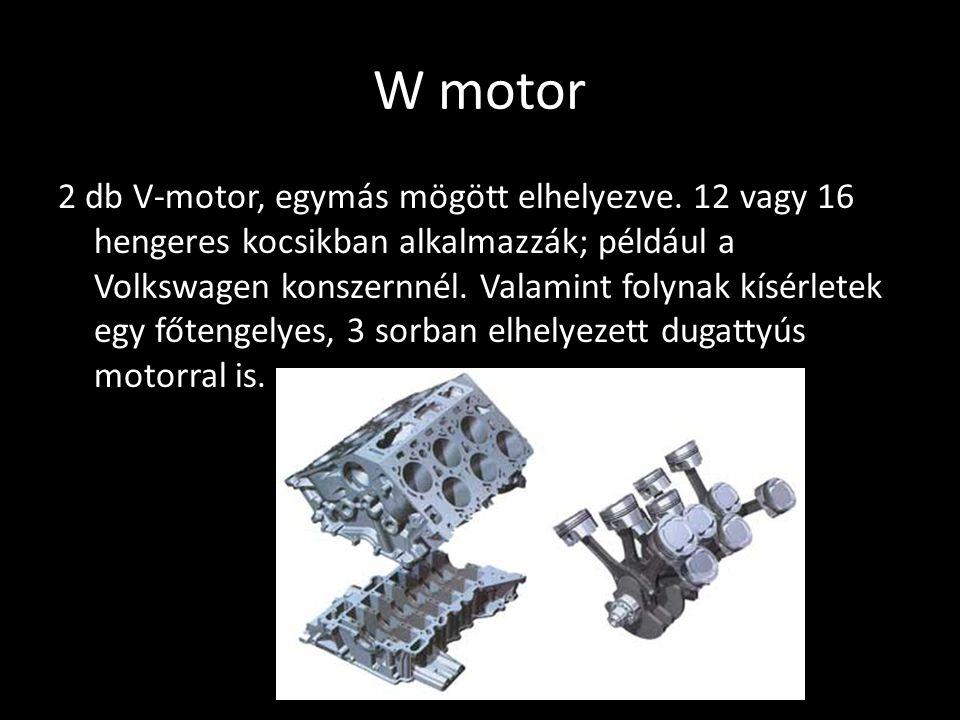 W motor