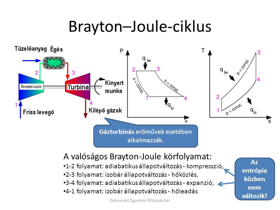 Brayton–Joule-ciklus