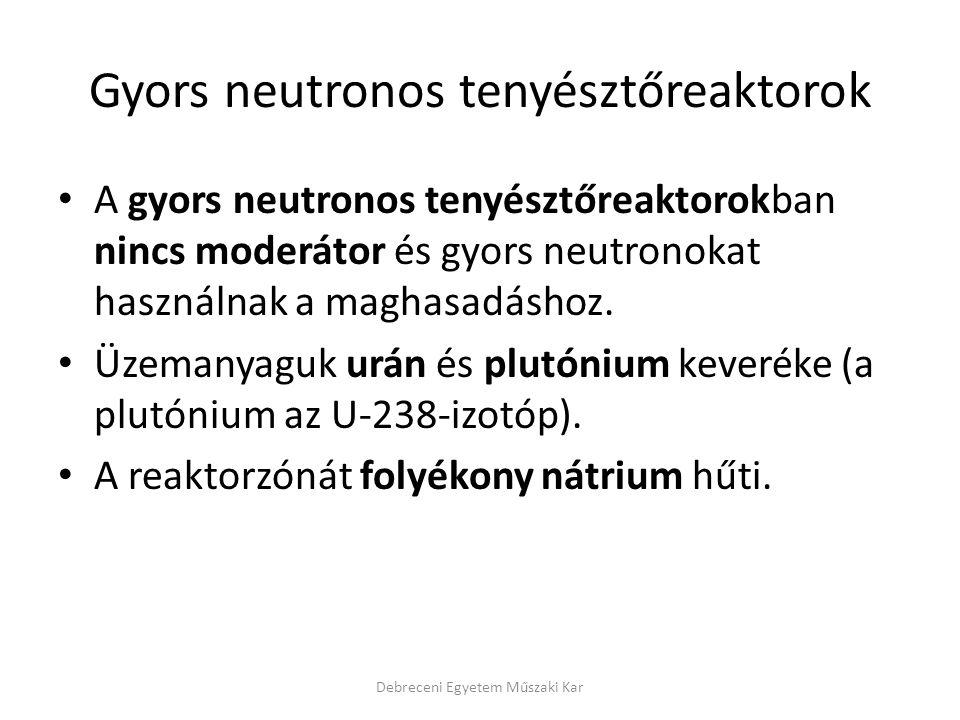 Gyors neutronos tenyésztőreaktorok
