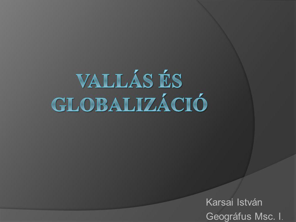 Vallás és globalizáció