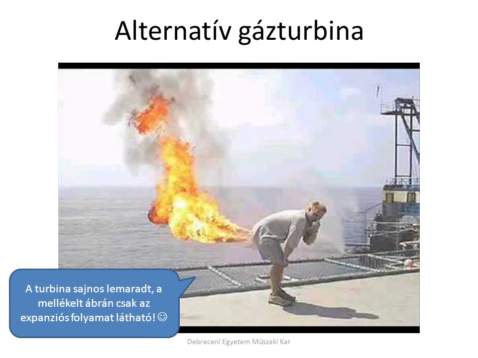 Alternatív gázturbina