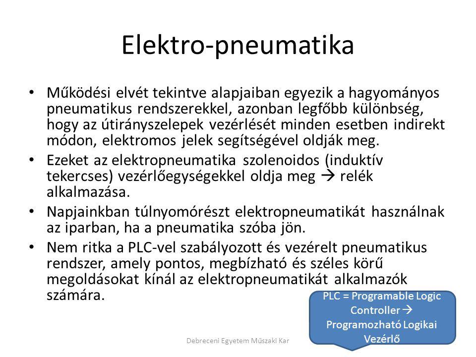 Elektro-pneumatika