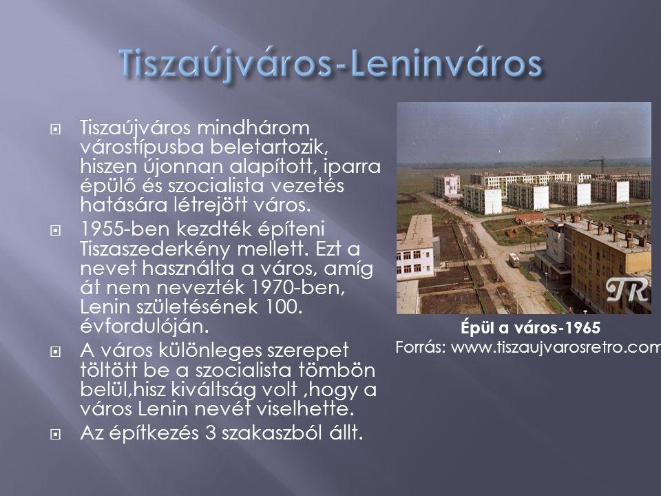 Tiszaújváros-Leninváros