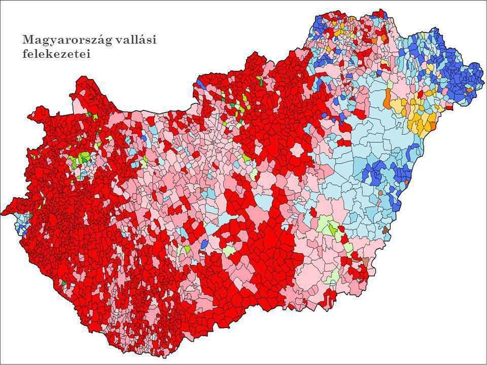 Magyarország vallási felekezetei