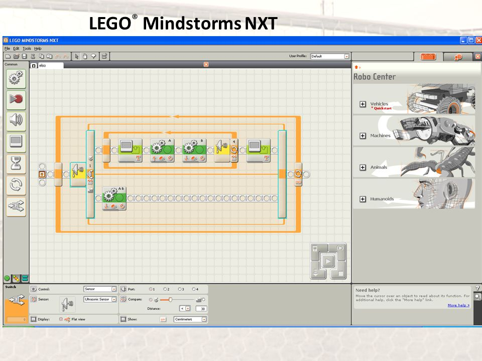 LEGO® Mindstorms NXT