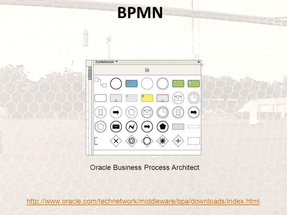 BPMN Oracle Business Process Architect