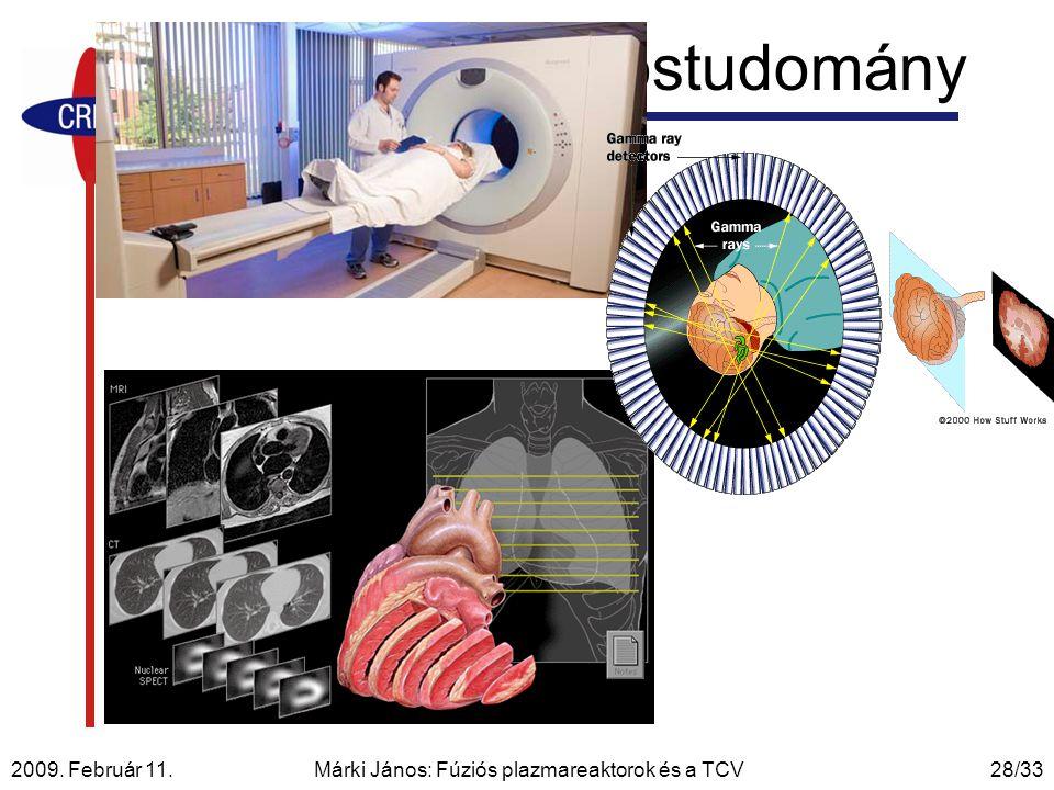 Tomográfia - orvostudomány