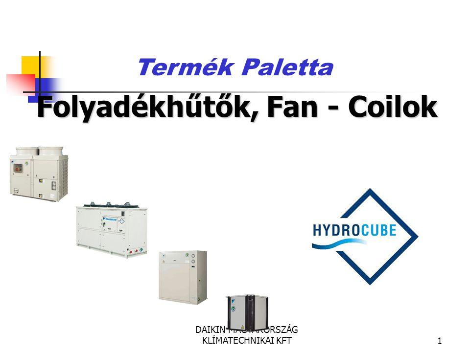 Folyadékhűtők, Fan - Coilok