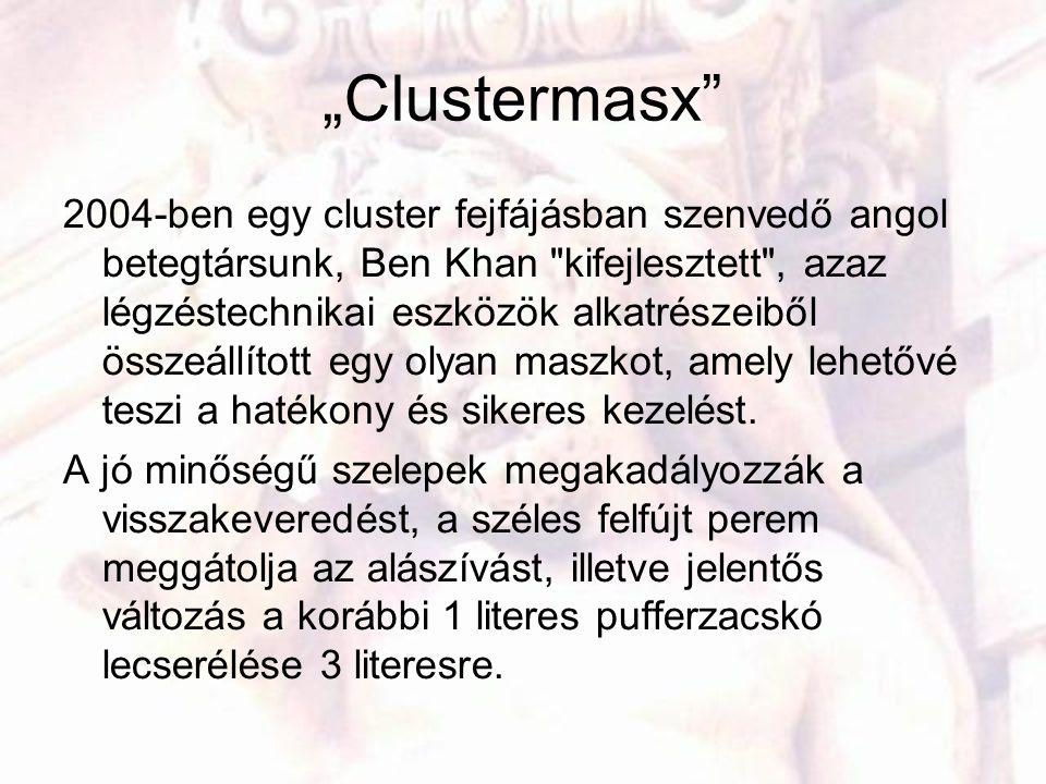 """""""Clustermasx"""