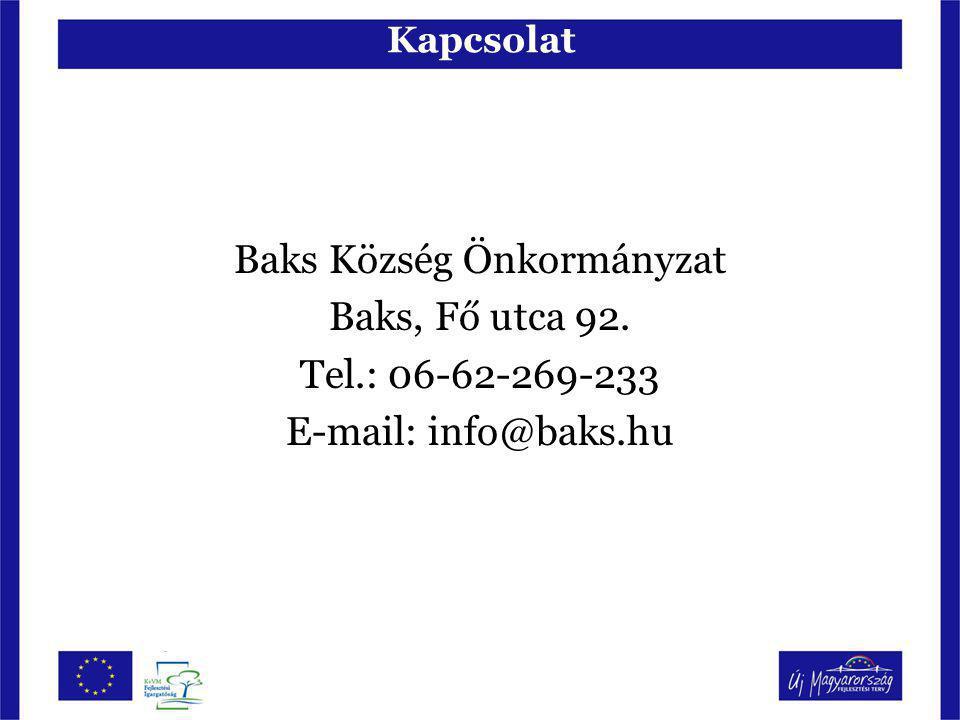 Baks Község Önkormányzat