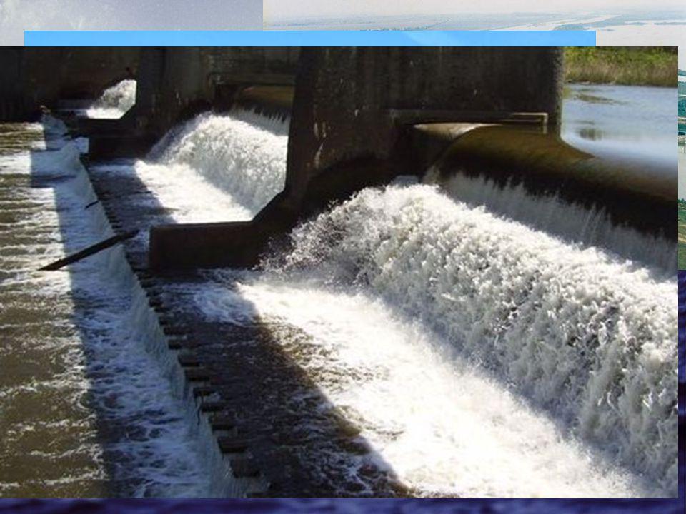 Vízierőművek Magyarországon