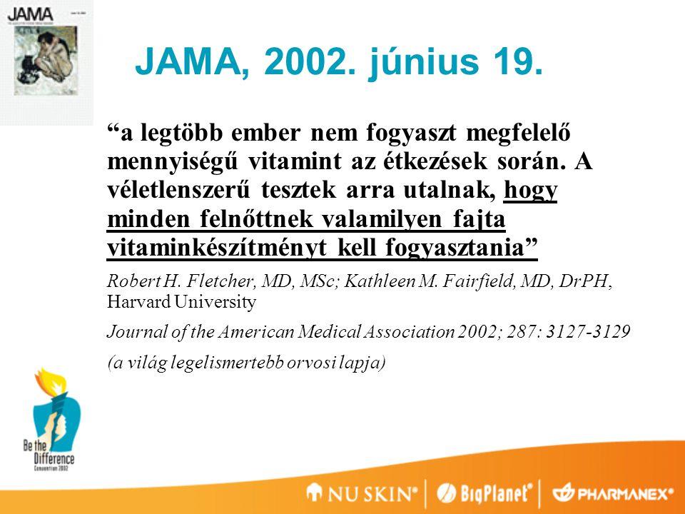 JAMA, 2002. június 19.