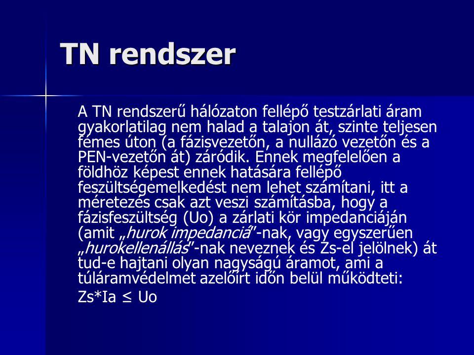TN rendszer