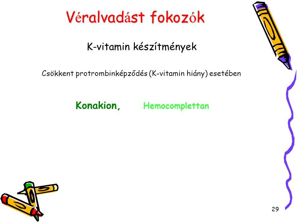Konakion, Hemocomplettan