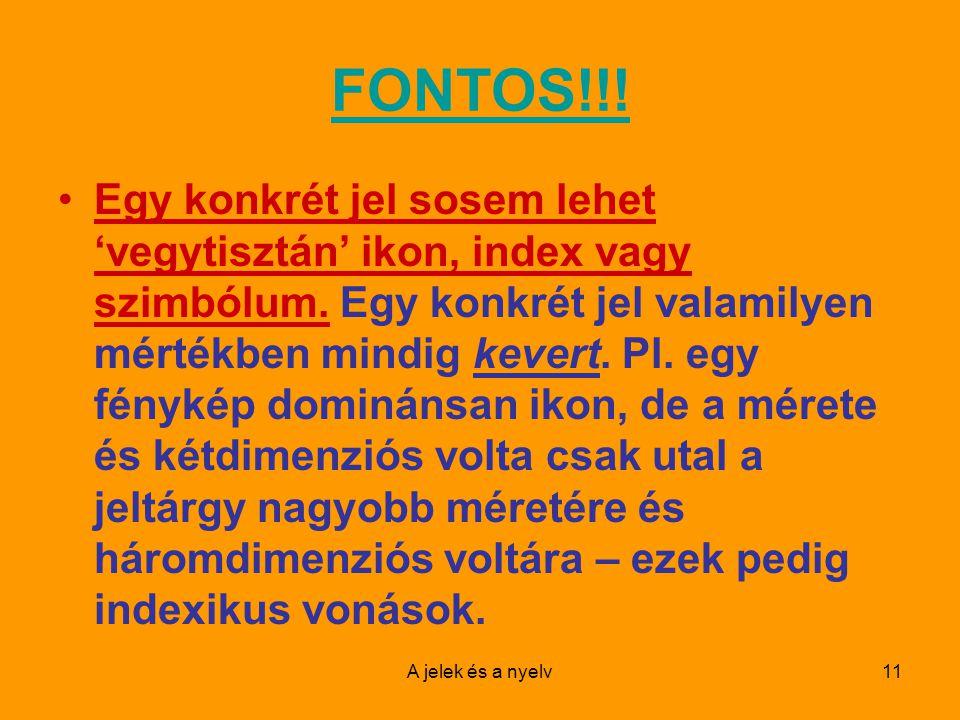 FONTOS!!!
