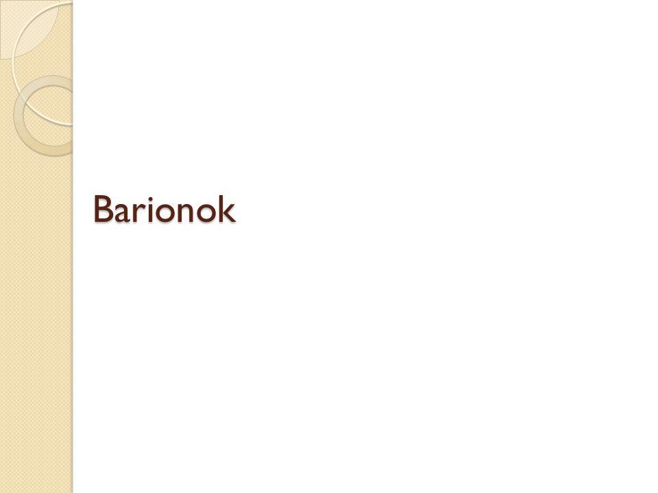 Barionok