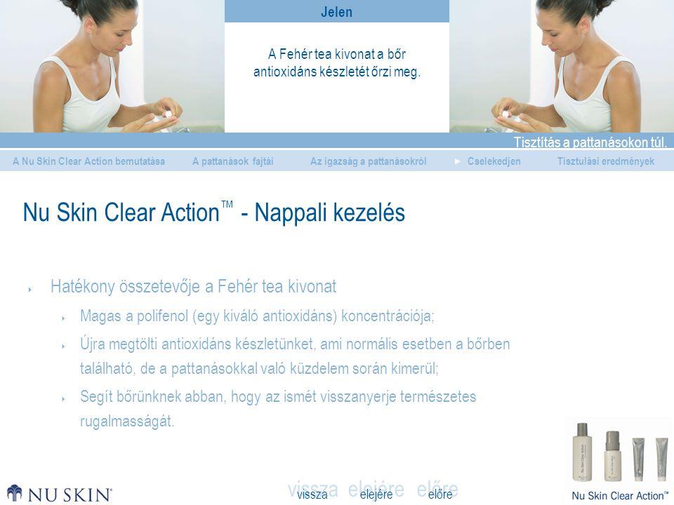 Nu Skin Clear Action™ - Nappali kezelés
