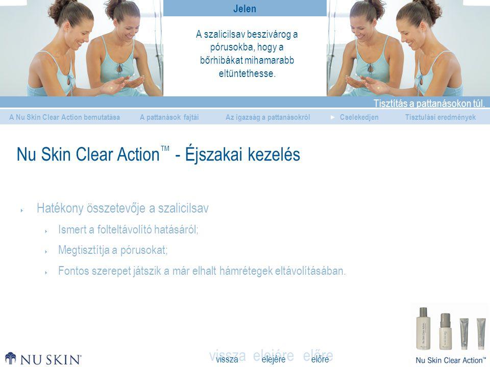 Nu Skin Clear Action™ - Éjszakai kezelés