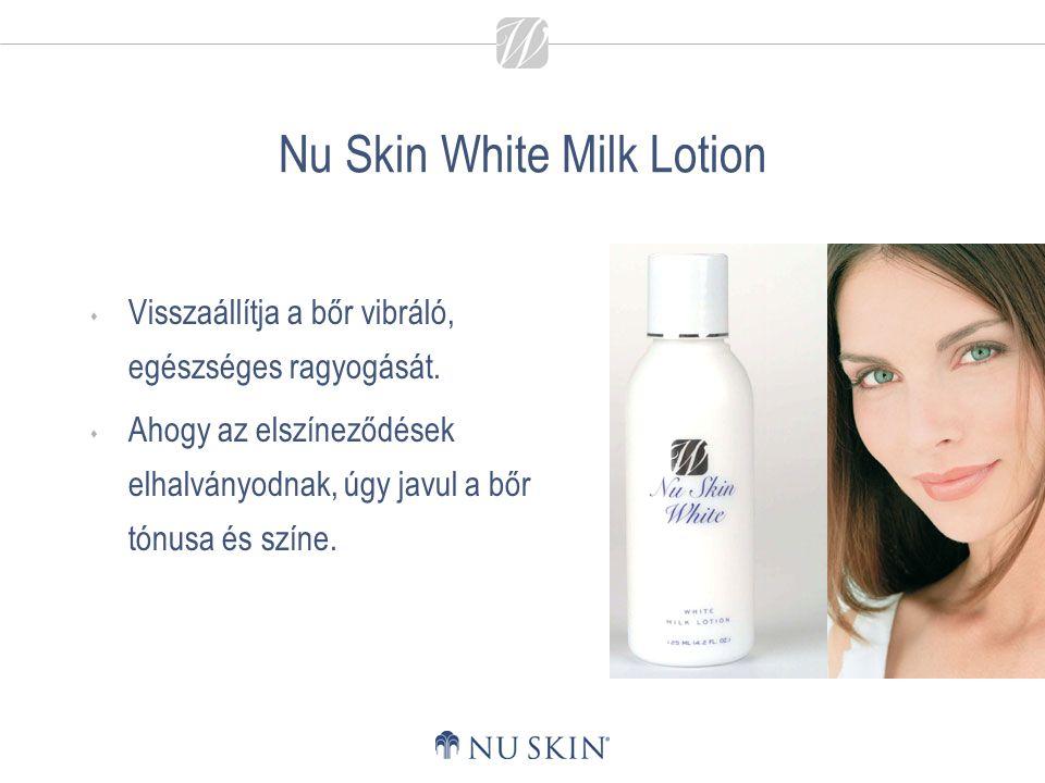 Nu Skin White Milk Lotion
