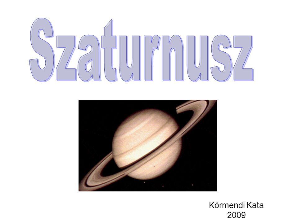 Szaturnusz Körmendi Kata 2009