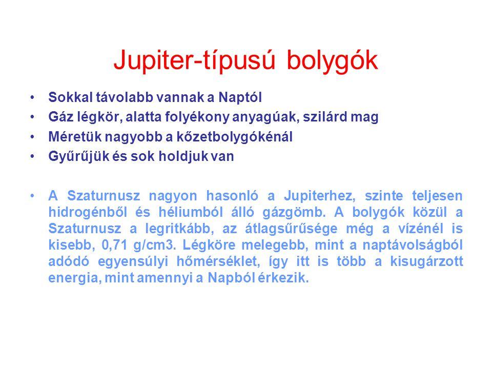 Jupiter-típusú bolygók