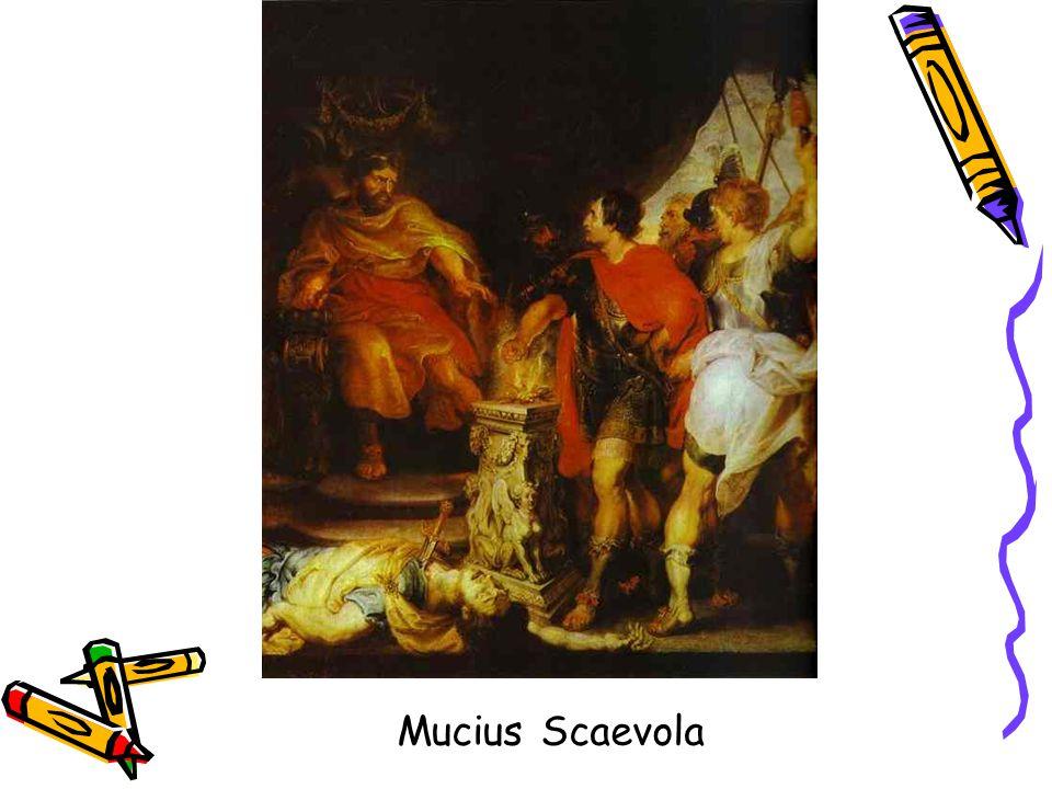 Mucius Scaevola