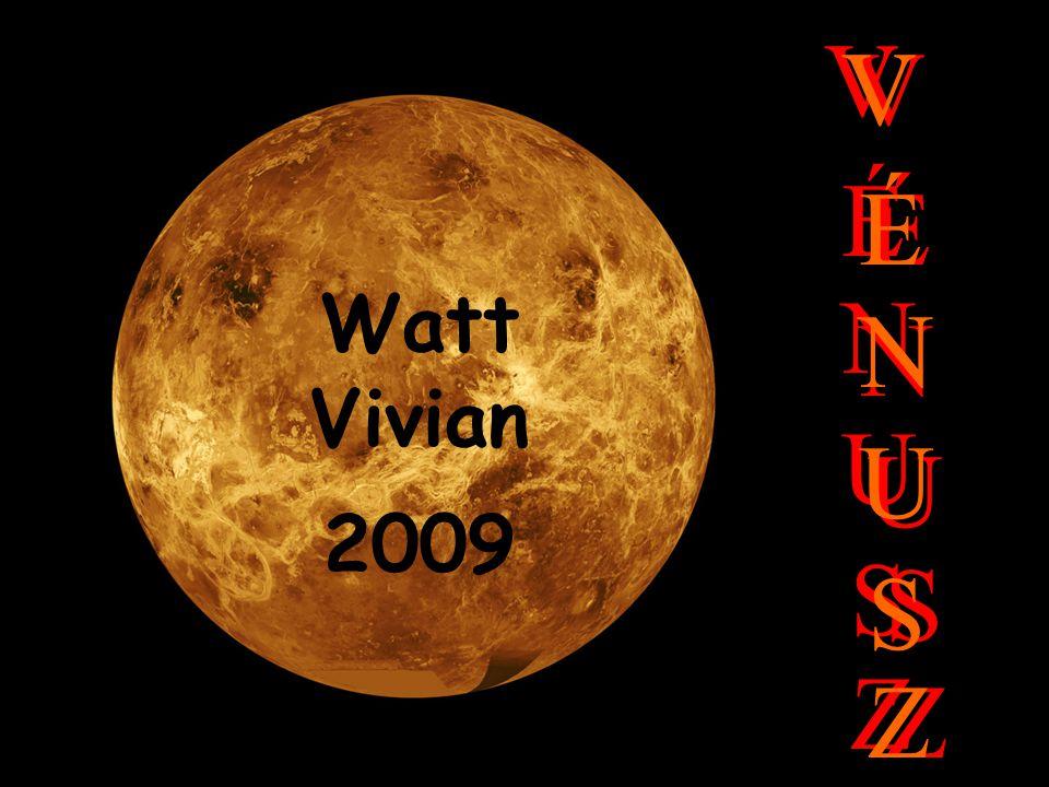 V V V É É É Watt Vivian 2009 N N N U U U S S S Z Z Z